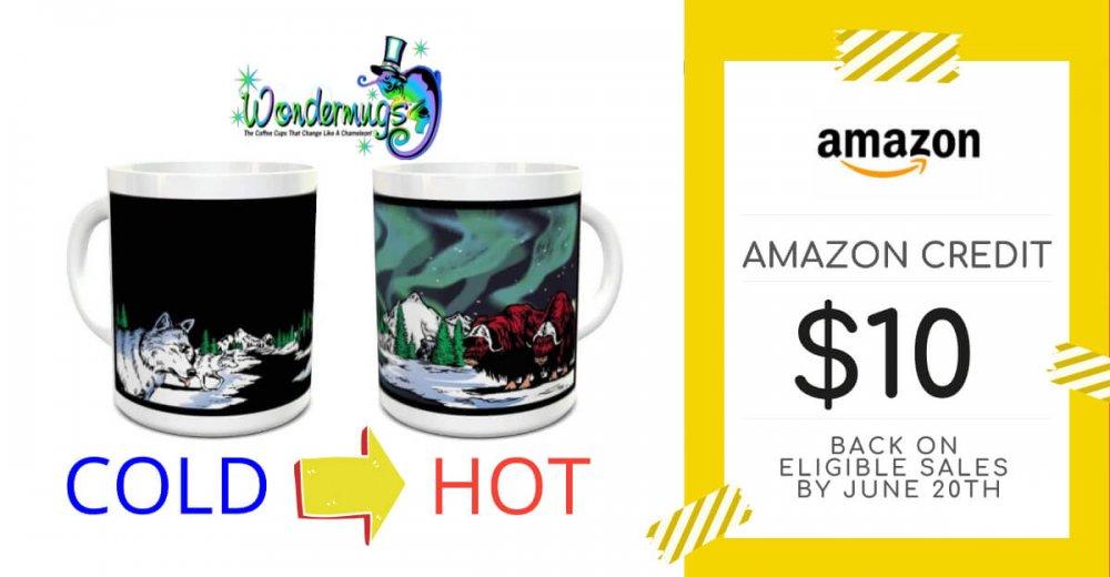 Wondermugs Amazon Prime Sale Promo - 202106 - 1200x628 px