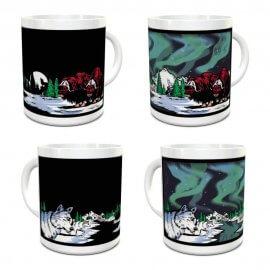 Alaska - Northern Lights Coffee Mug