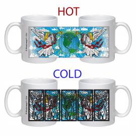 Angels Color Changing Mug - Joy to the World