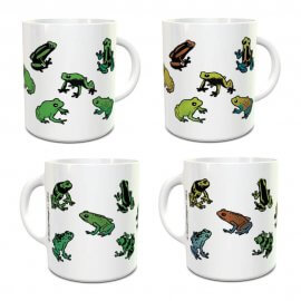 Frogs Color Changing Mug