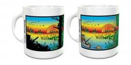 Gone Hunting Coffee Mug