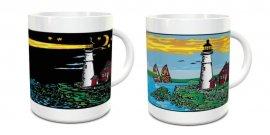 Lighthouse Color Changing Mug
