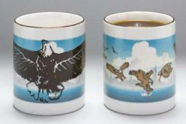 Eagles Color Changing Mug