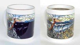 The Exodus Color Changing Mug
