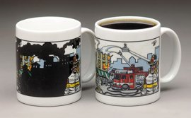 Firefighters - EMT Coffee Mug