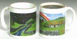 Emerald Isle Rainbow Color Changing Mug