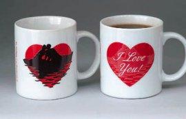 Magic Love Color Changing Mug