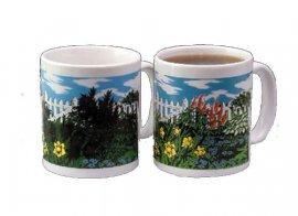 Spring Flowers Color Changing Mug