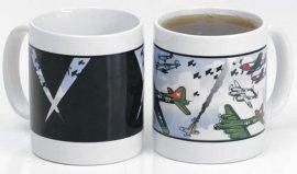 U.S. Air Force WWII Color Changing Mug