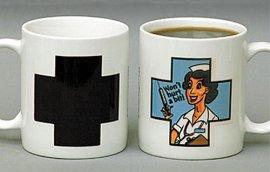 Nurses Color Changing Mug