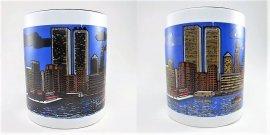 NYC Big Apple Color Changing Mug