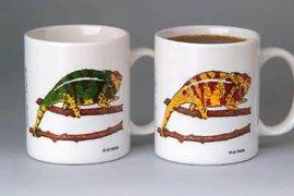 Panther Chameleon Color Changing Mug