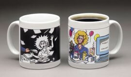 Secretary / Administrative Assistant Color Changing Mug