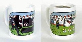 Soccer Color Changing Mug