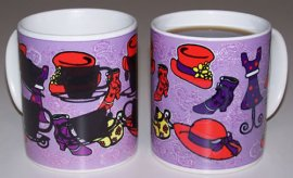 Tea Time Color Changing Mug