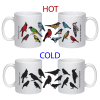 Wild Birds Color Changing Mug